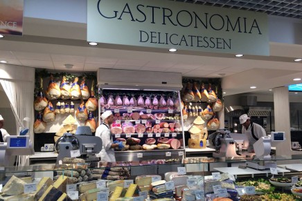Conad Sapori&Dintorni opens inside the Central Station of Milan