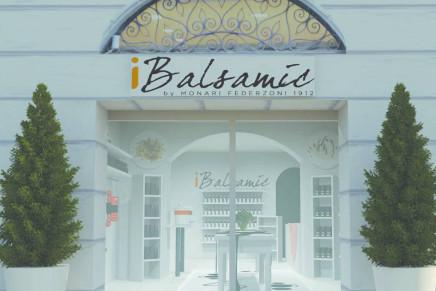 Balsamic vinegar becomes modern art