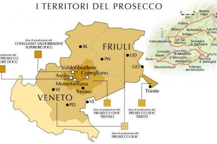 The protection of Prosecco is on the rise