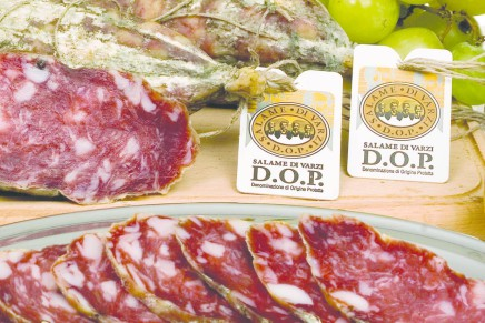 The export of Italian salami and cold cuts is booming in the United States