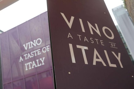 Italy Wine told at 'Expo 2015'