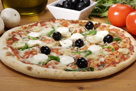 Roncadin produces gluten free pizzas