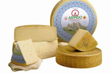 The Consortium for the protection of Asiago cheese paves the way for protection of PDOs in China