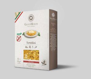 The first gluten free tortellinis
