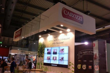 Carozzi Formaggi goes to San Francisco to show the best Italian cheese