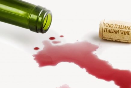 Wine, protagonist of Italian exports