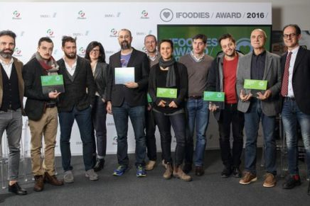 The winners of the iFoodies Awards 2016