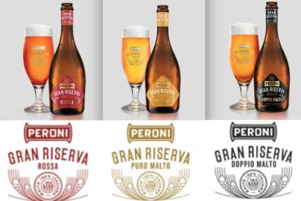 Peroni Gran Riserva: new look, same quality