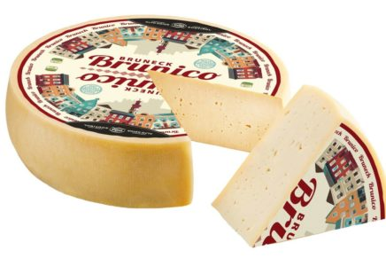 Mila welcomes Brunico cheese