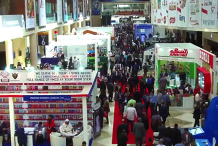 D'Amico at Gulfood 2017