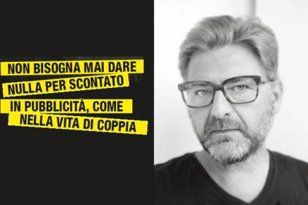 I nuovi volti della pubblicità italiana: Giuseppe Mastromatteo