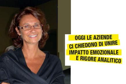 I nuovi volti della pubblicità italiana: Fiorella Passoni