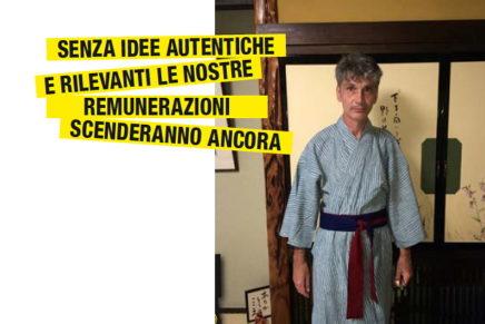 I nuovi volti della pubblicità italiana: Stefano Tumiatti