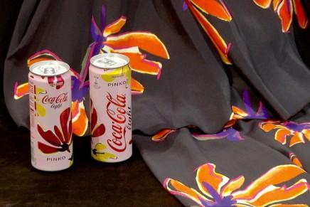 Sinergie di moda: Coca-Cola con Pinko nella campagna #GlamTaste