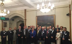 MOFCOM CAITEC European Supply Chain Tour - House of Commons