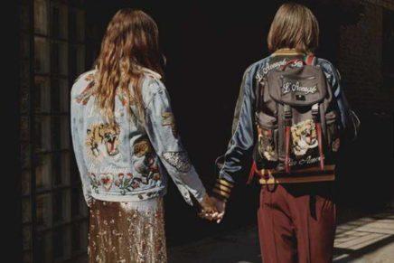 Gucci passa al branded content con il suo primo film