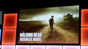 walking dead business model