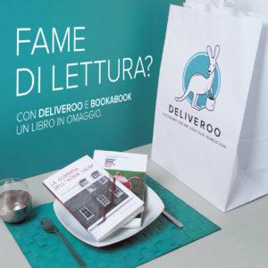 deliveroo e bookabook
