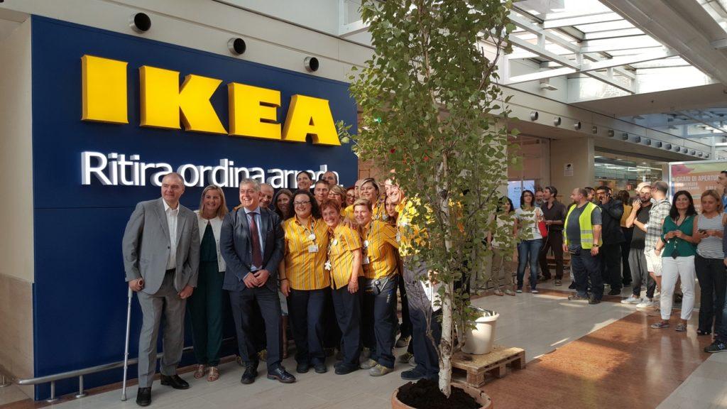Ikea ordina e ritira