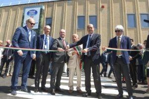 Inaugurazione Stabilimento Nestlè Vera Castrocielo