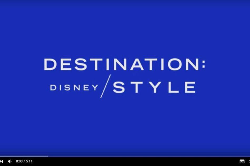 Disney e moda, una serie su YouTube