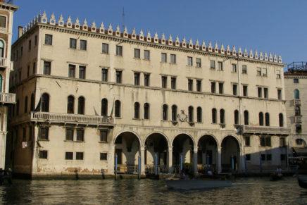 Venezia, polo del lusso al Fontego dei Tedeschi