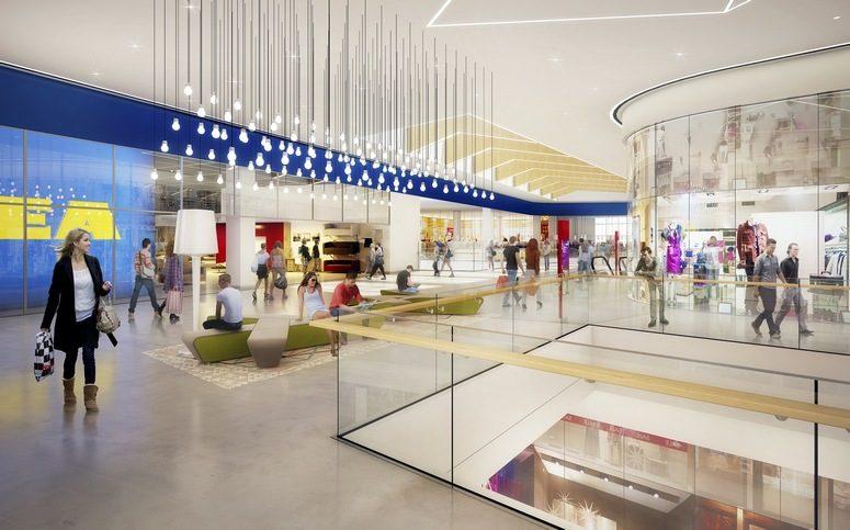 Si inaugura il centro commerciale eln s shopping di ikea - Centro commerciale porta nuova oristano orari ...