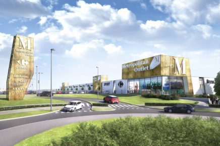 Neinver, accordo con Carrefour per gestire l'Outlet polacco di Bydgoszcz