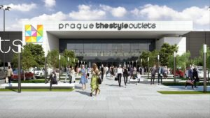 Prague the Style Outlets - media