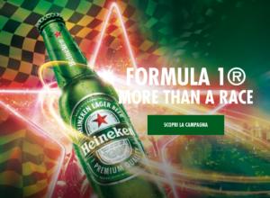 Heineken F1 Formula 1