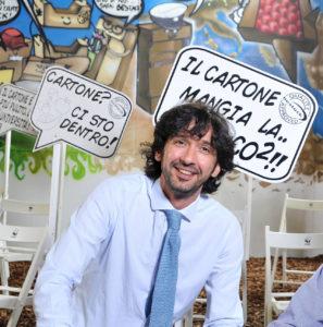 Claudio Dall'Agata, direttore del consorzio Bestack