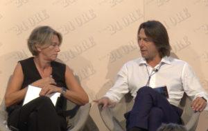 Antonio Cellie intervistato da Cristina Lazzati nel corso del 10° Consumer & Retail Summit