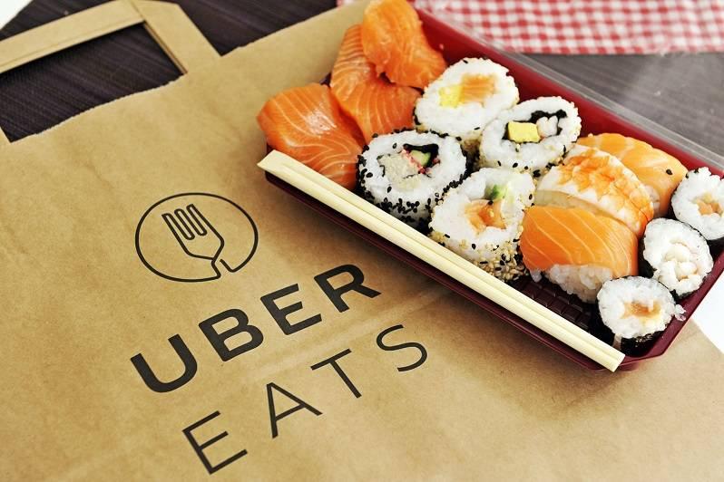 UberEats sbarca a Milano, consegne pasti