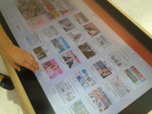 A Elnòs Shopping (Roncadelle-Brescia) si possono leggere i giornali online