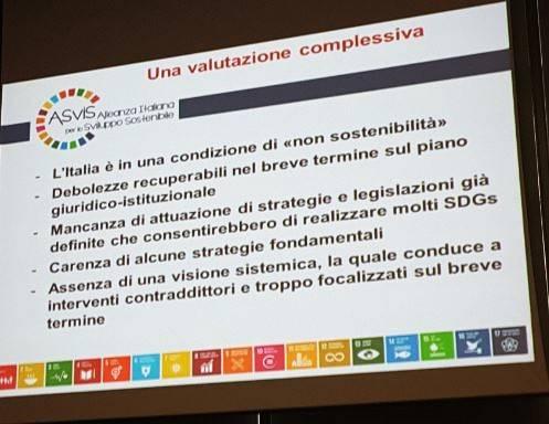 Rapporto Alleanza Italiana per lo Sviluppo Sostenibile