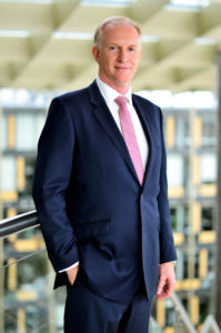 Ian Worboys è il Ceo (Chief executive officer) di P3
