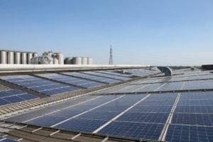 Impianto Fotovoltaico HEINEKEN Italia_Comun Nuovo BG
