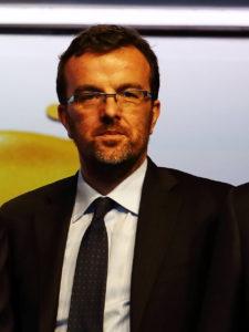 Roberto Rivellino, amministratore delegato di Gruppo Feltrinelli