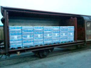 Treno-Sanpellegrino-Camst