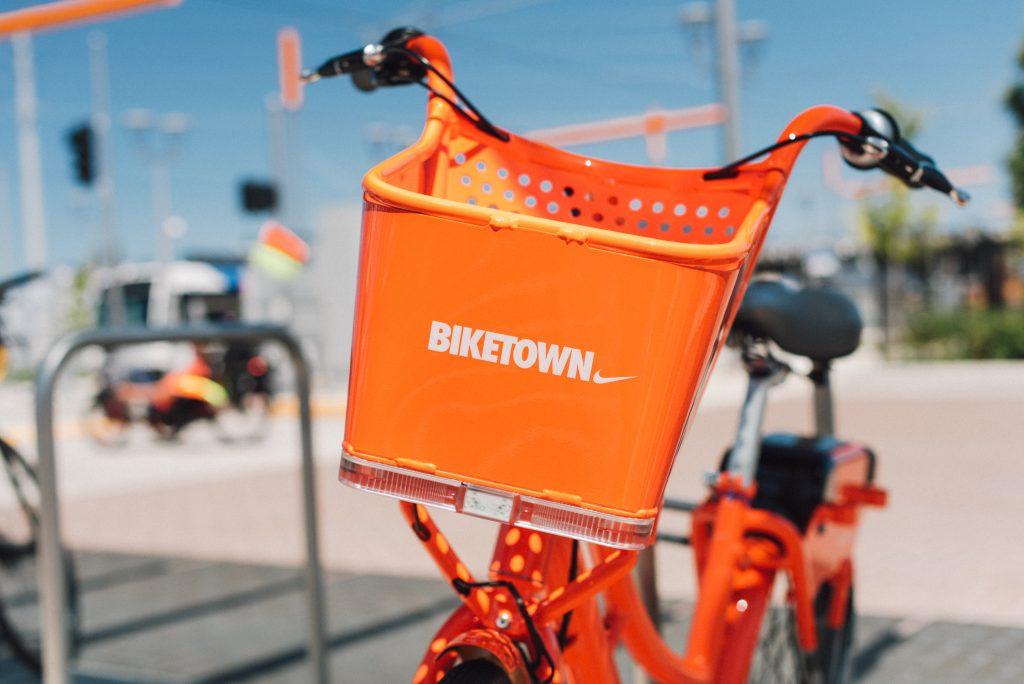 biketown nike