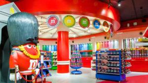 colori M&Ms rosso