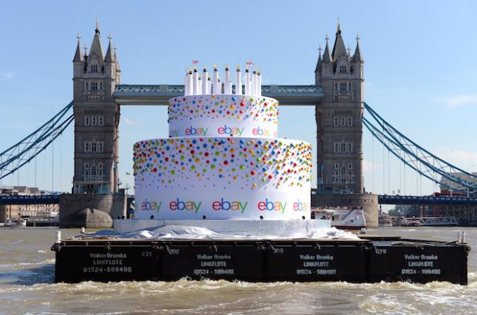 ebay cake
