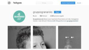 Granarolo 60 anni Instagram