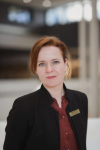 Katrin Berling - Center Manager Adigeo