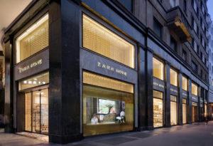 L'immobile nel quale si trova Zara Home in San Babile (angolo Corso Venezia) fa parte del portfolio Boccaccio