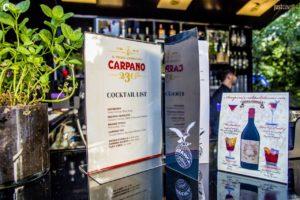 Carpano Drink List