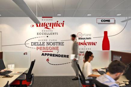 Coca-Cola HBC Italia: una nuova sede per 300