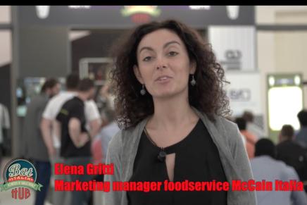 Video intervista a Elena Gritti, marketing manager foodservice McCain Italia