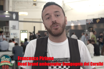 Video intervista a Francesco Pirineo, head brand ambassador Compagnia dei Caraibi