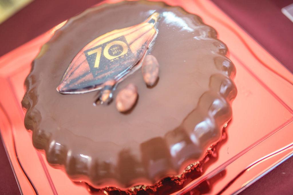 La torta vincitrice di Andrea Restuccia